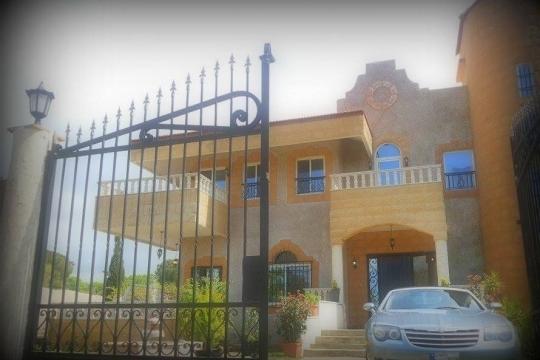 dreams-land-Furnished Villa in Bishmezzine El Koura