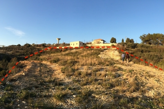 dreams-land-Sghar land for sale - flat