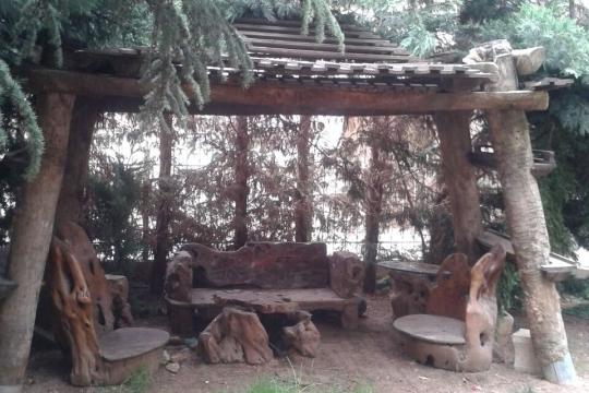 dreams-land-بيت حجر قديم في بعبدات